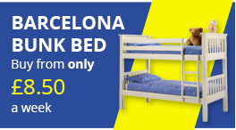 barcelona bunk bed png