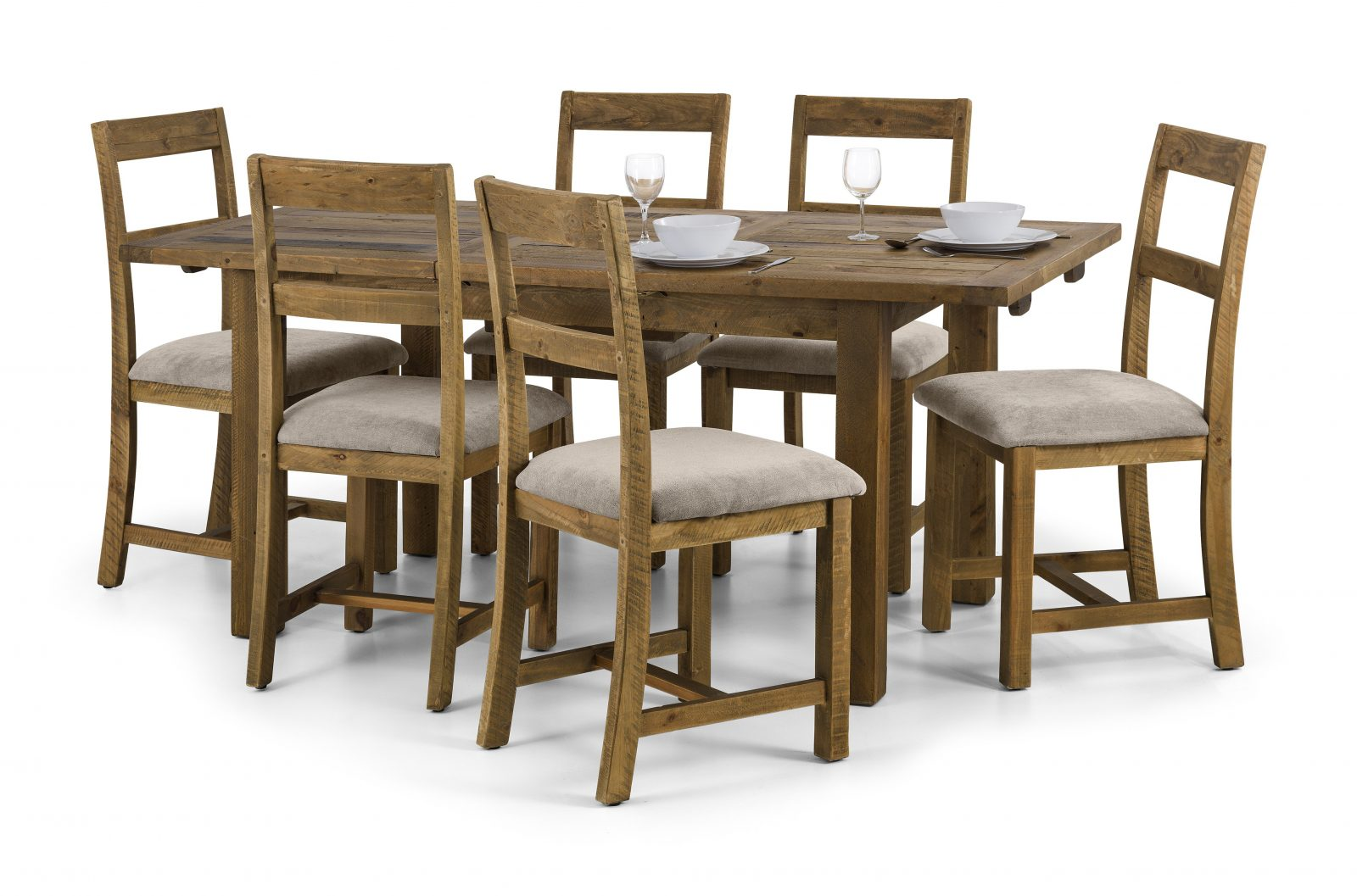 Aspen Table + 4 Chairs