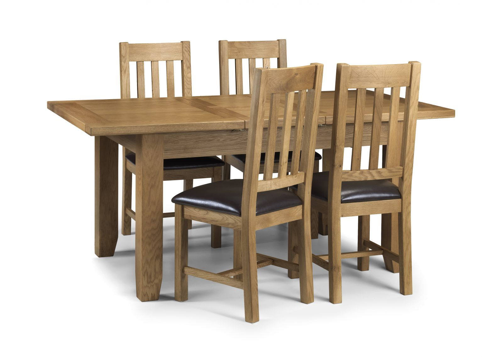 Astoria Table + 4 Chairs