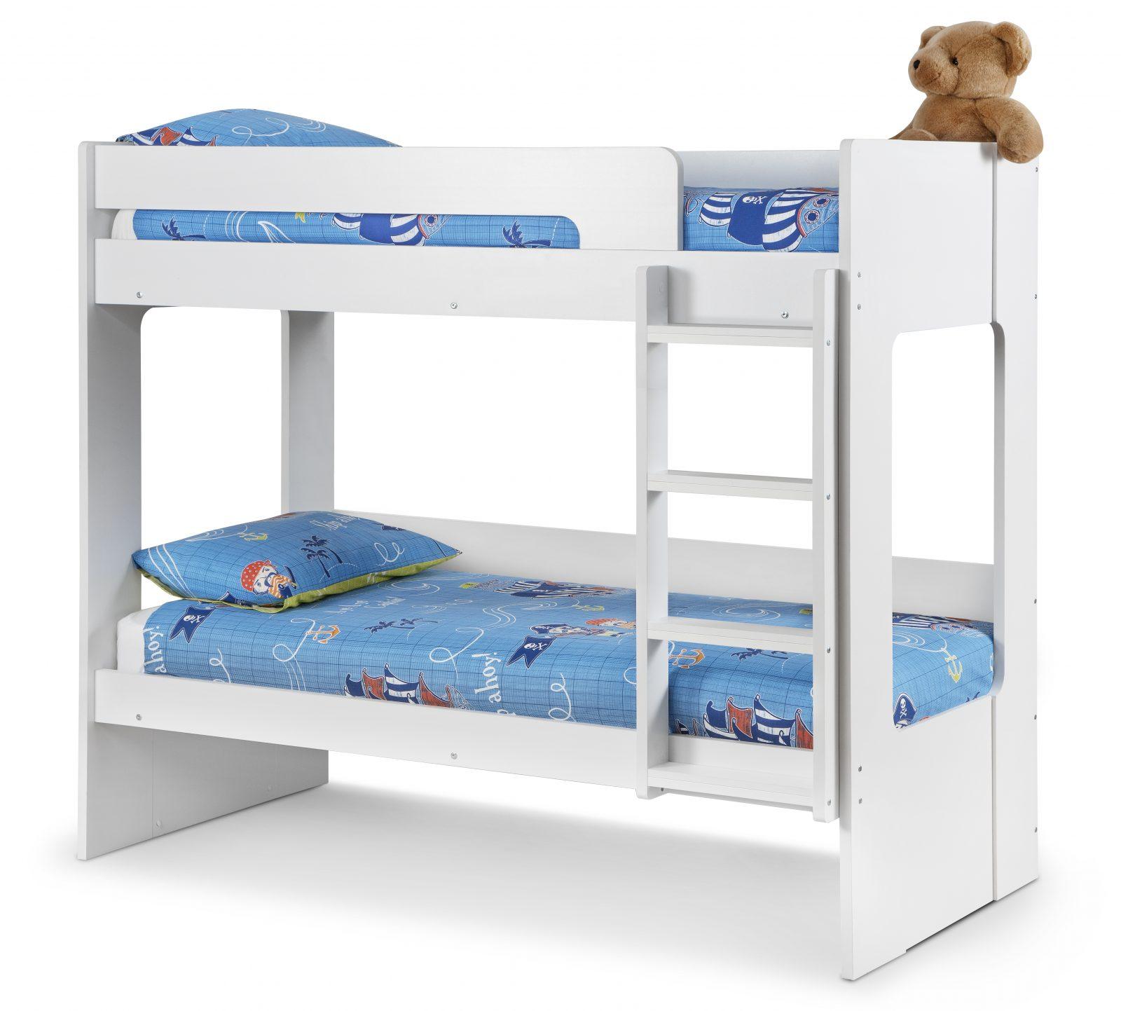 Ellie White Bunk Bed