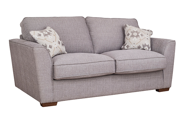 Fantasia chair deluxe sofabed telly 4u for Sofa bed 140cm wide