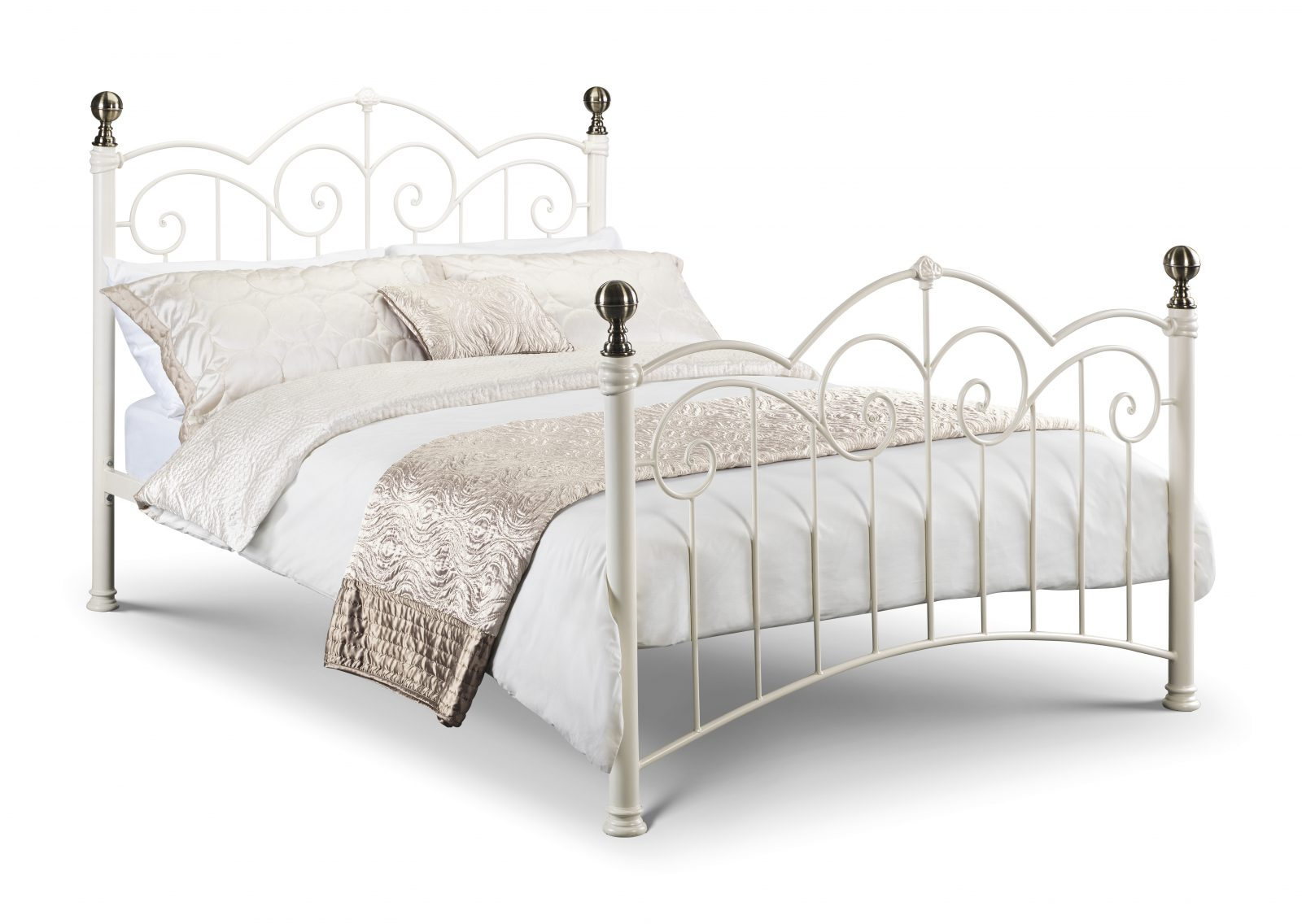 Isabel Double Metal Bed Frame