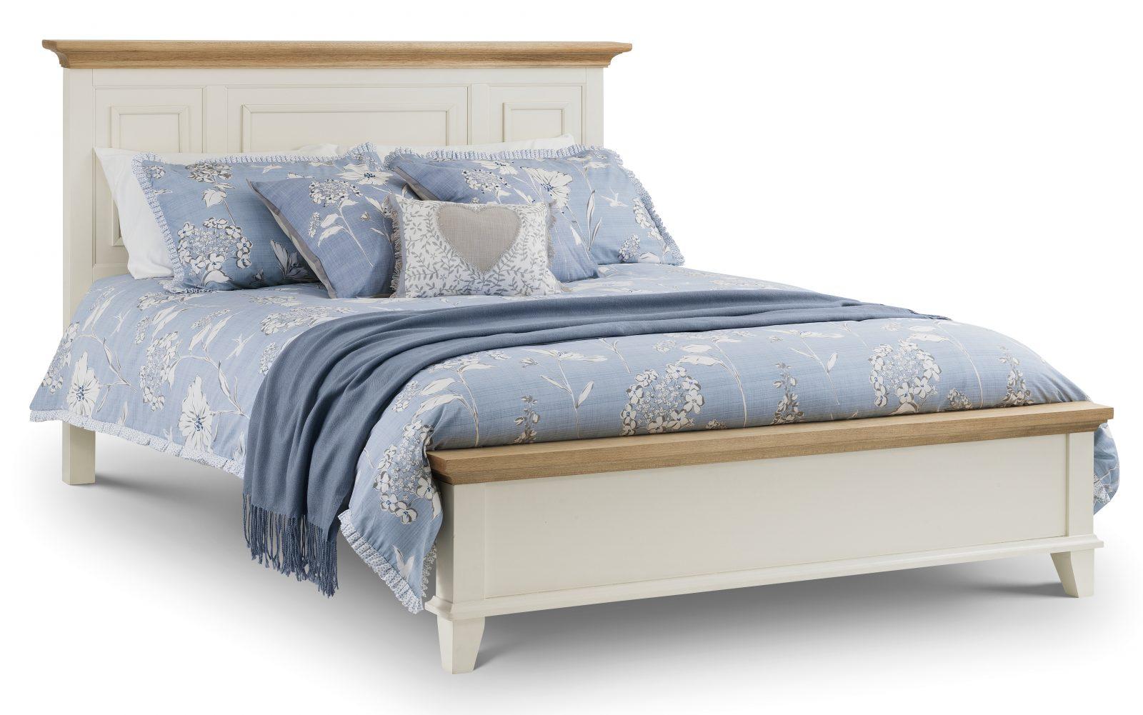 Portland King Size Bed Frame