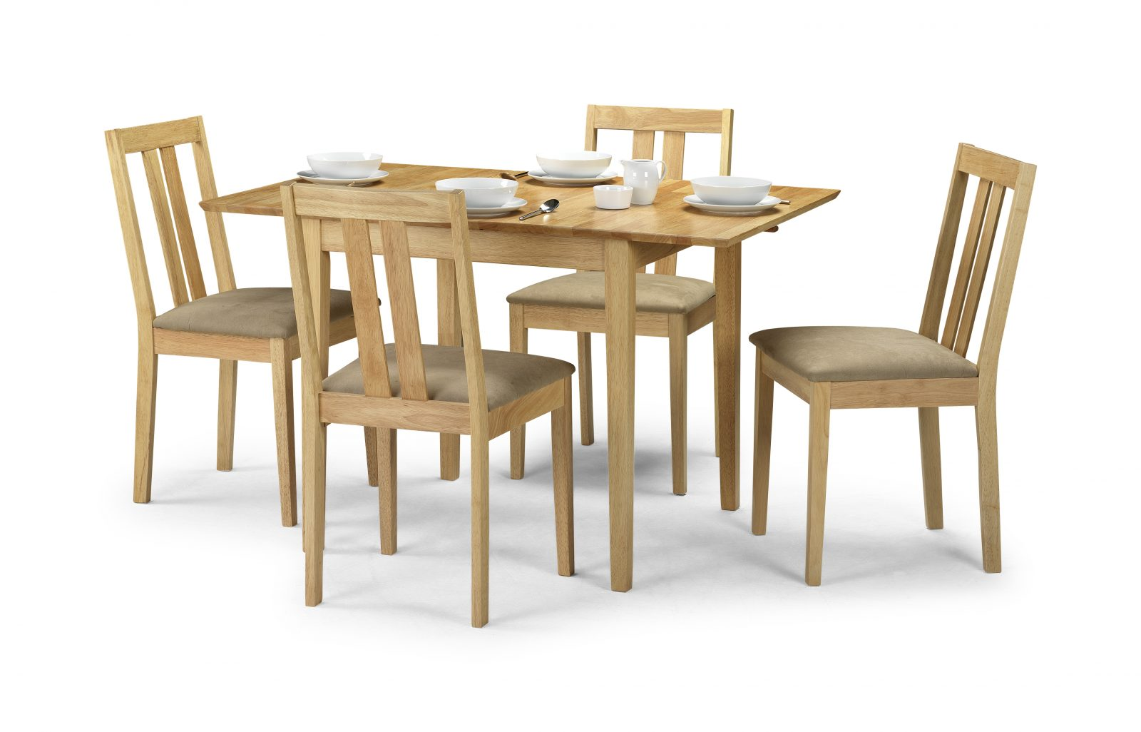 Rufford Dining Table + 4 Chairs