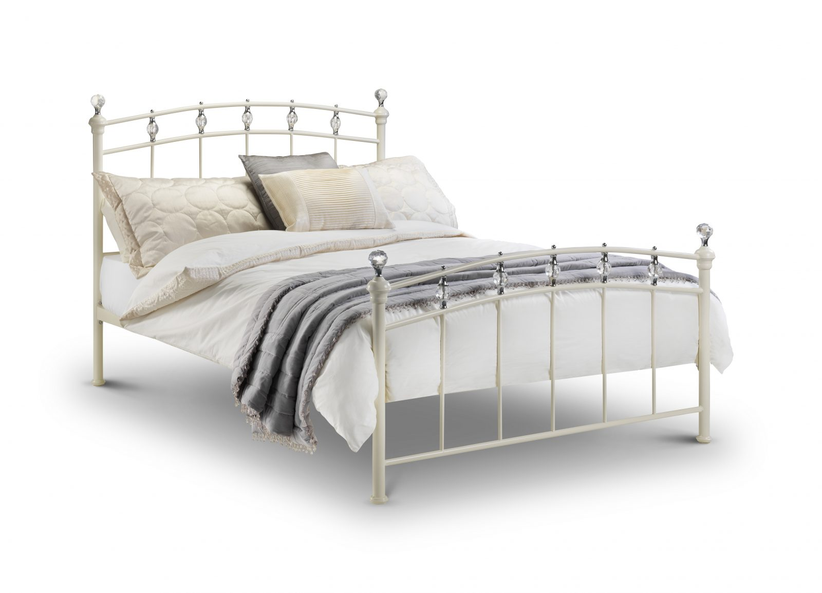 Sophie Double Metal Bed Frame