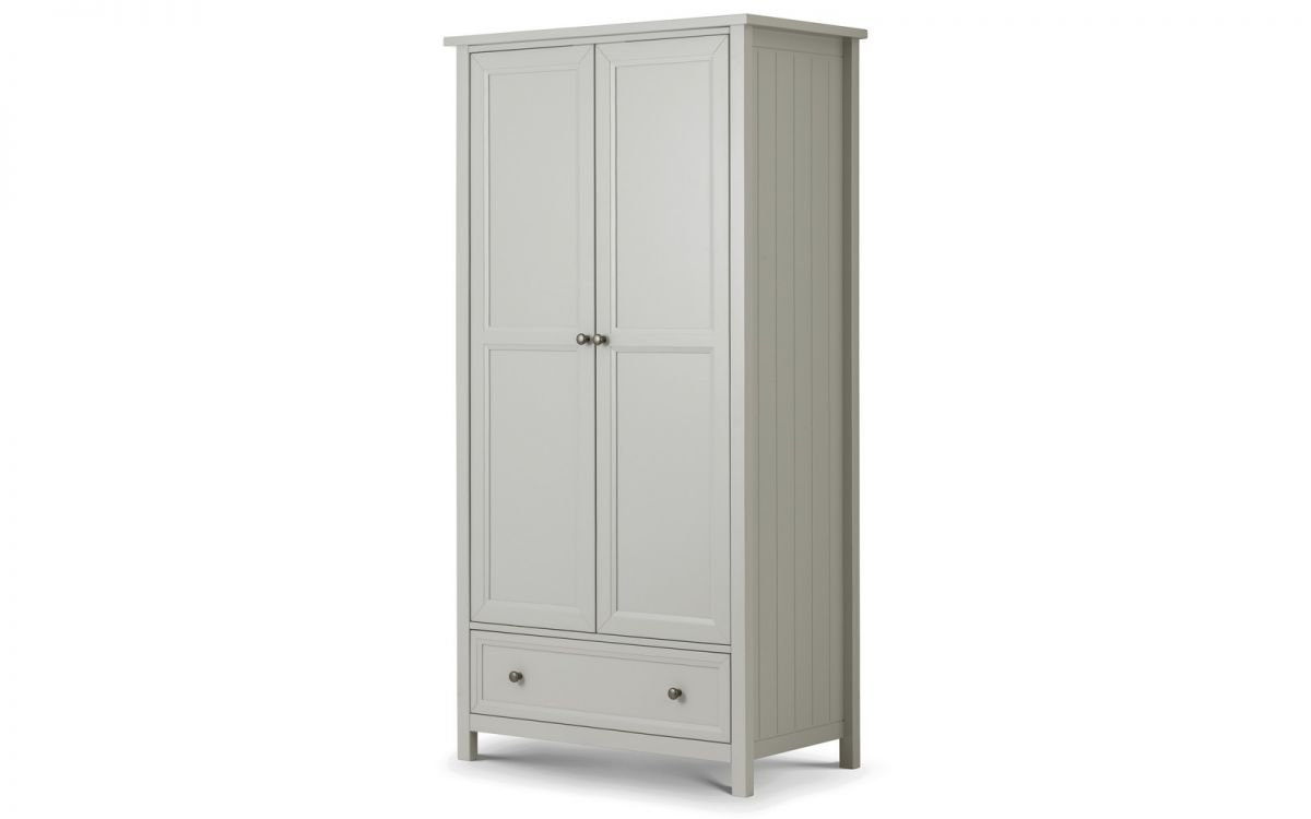 Maine 2 Door Combination Wardrobe
