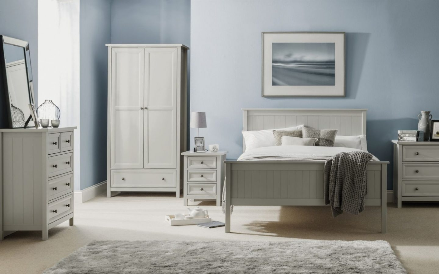 Maine Bedroom Range