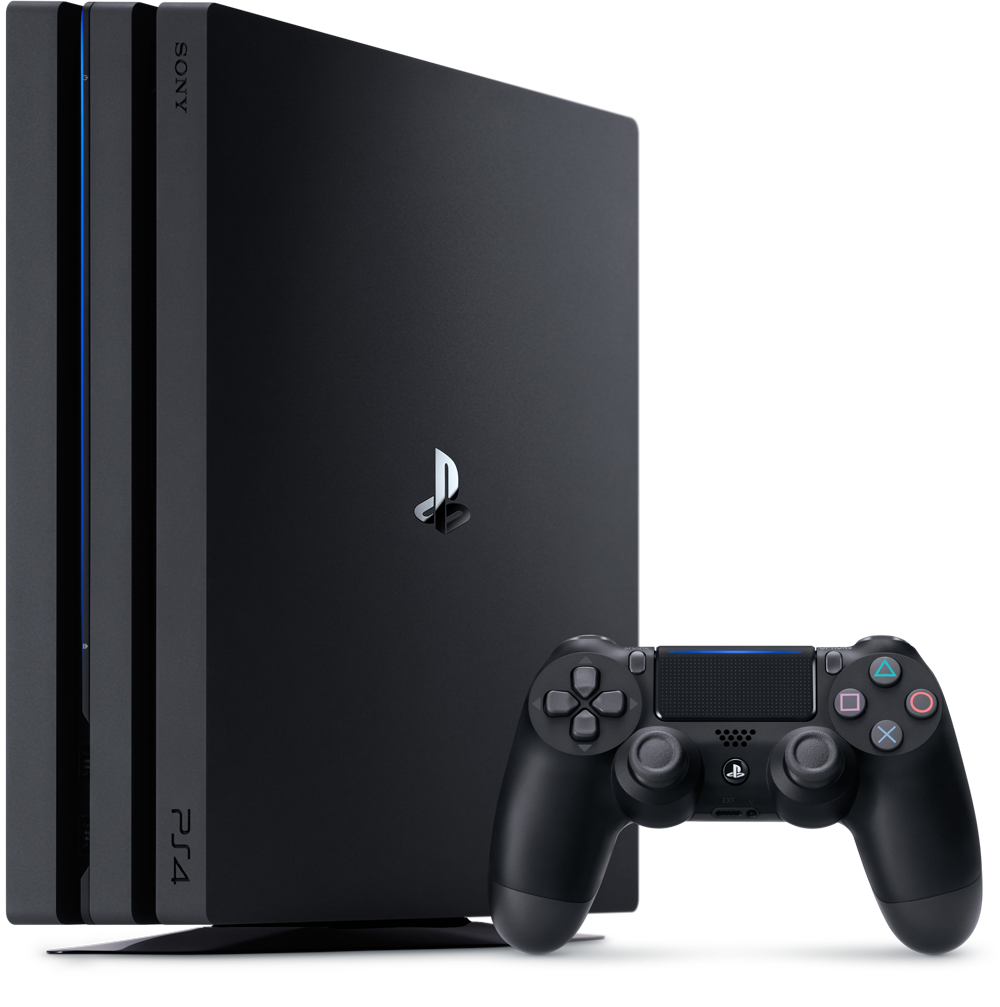 PS4 Pro – The 4K Gaming Console