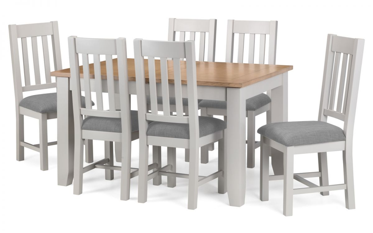Richmond Table + 4 Chairs