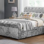 verona-2-drawer-storage-bed-silver