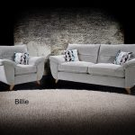 billie chair and 2 seater
