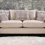 luc 3 seater pllow back