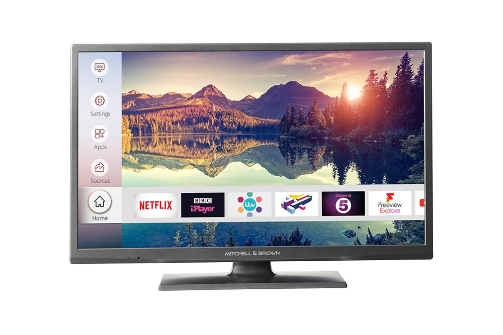 Mitchell Brown 24 inch Smart TV