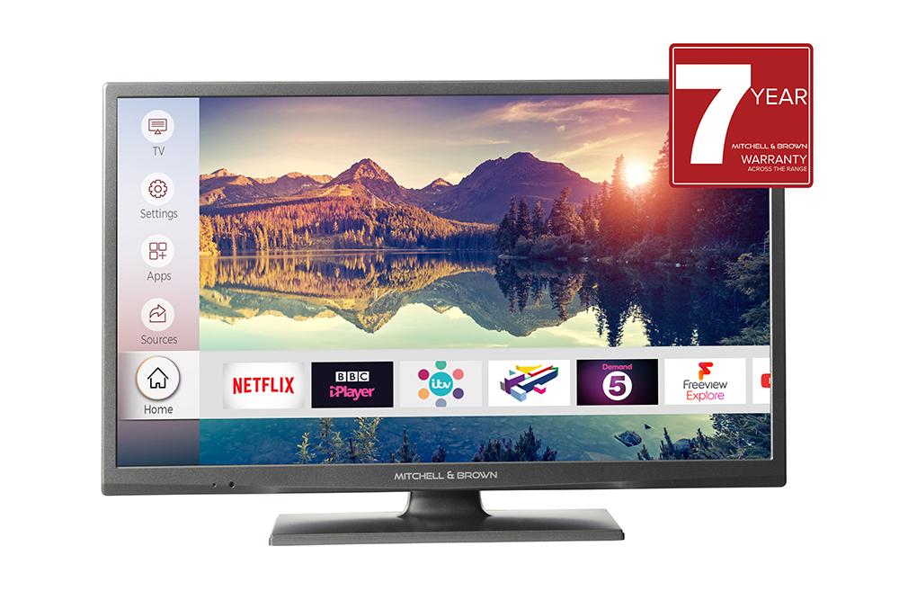 Mitchell Brown 43 inch Smart TV