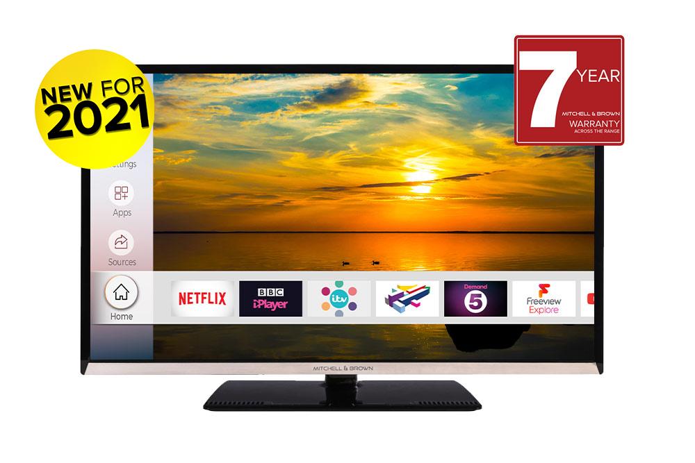 Mitchell Brown 50 inch 4K TV