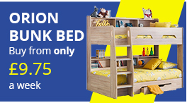 orion bunk bed best seller