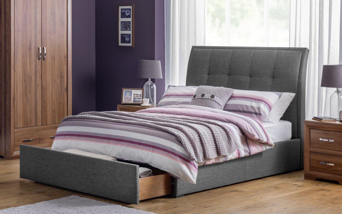 Santorini Bed Frame – King