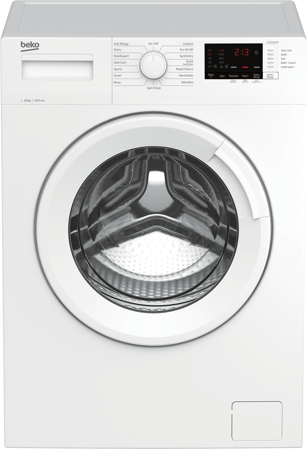Beko 10KG 1400 spin washer