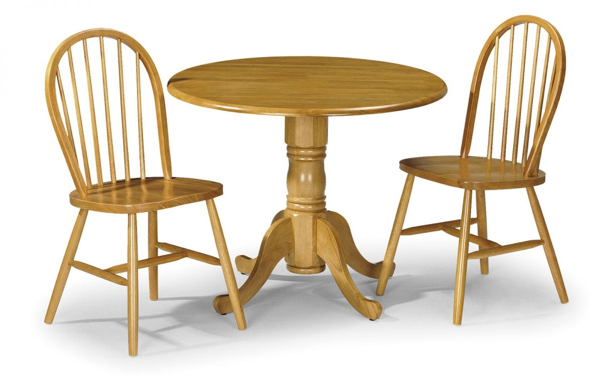 Dundee Table + 2 Chairs