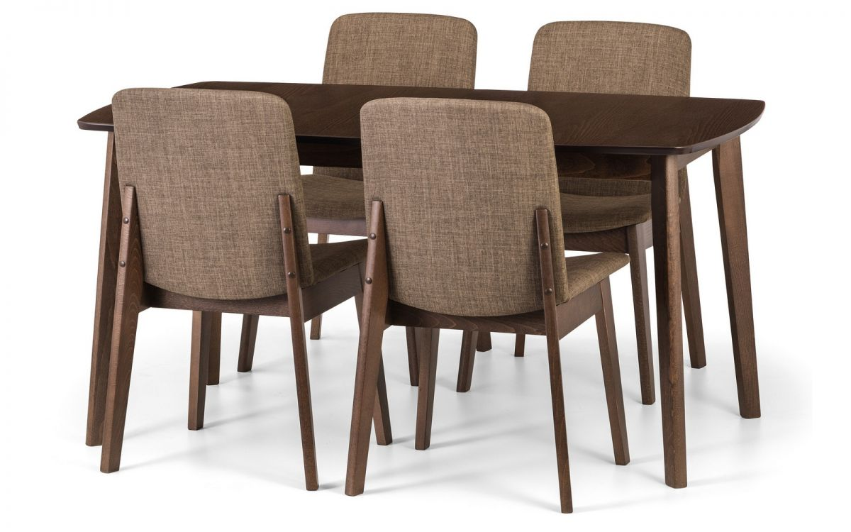 Kensington Table + 4 Chairs