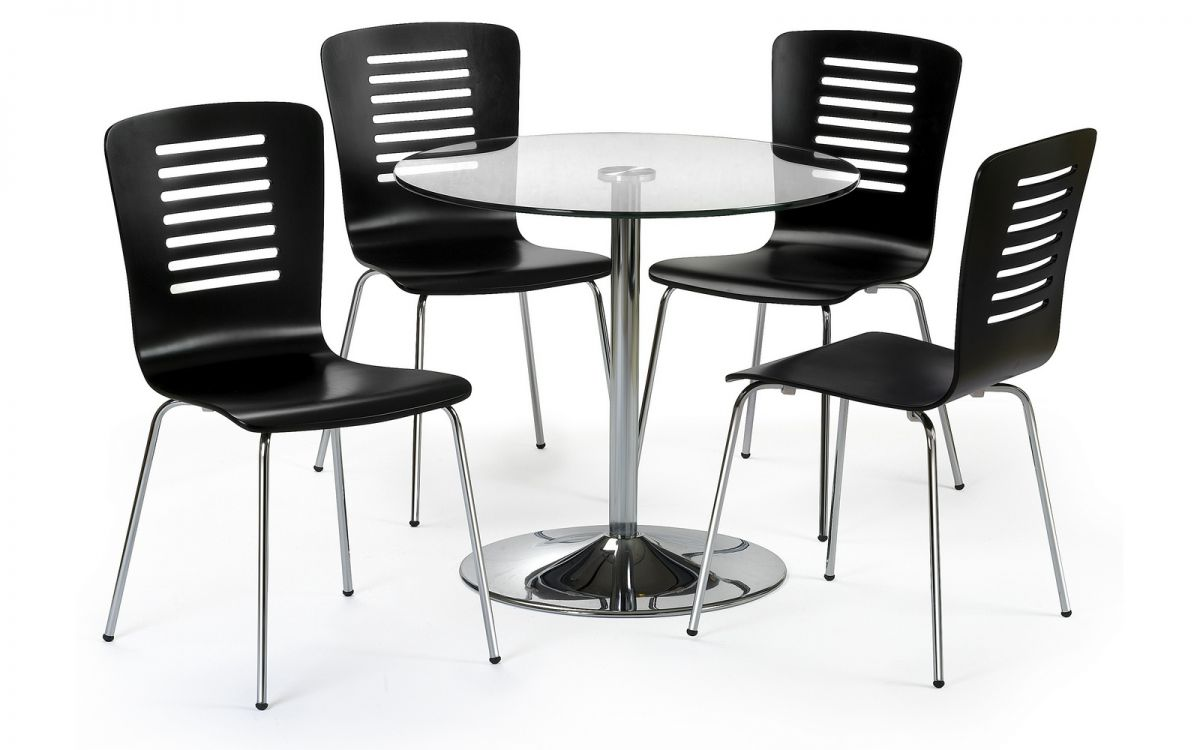 Kudos Table + 4 Chairs