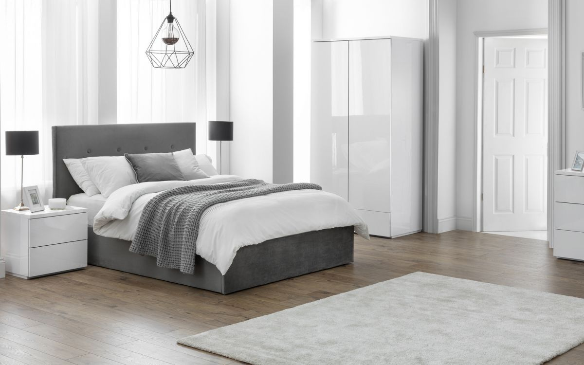 Shoreditch Bed Frame – King (Ottoman)