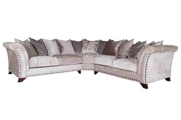 Vesper Small Corner Sofa