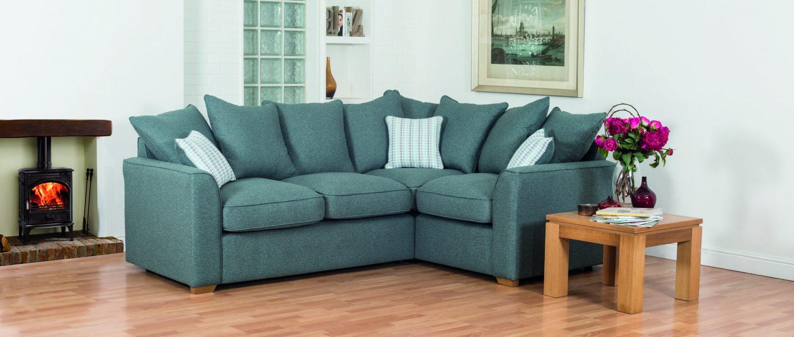 Louis corner sofa