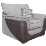 Dillon - Arm Chair - Angled