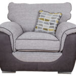 Dillon - Arm Chair - Front